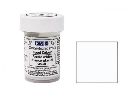 Gelová barva PME Arctic White