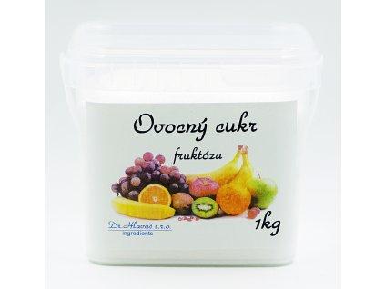 Ovocný cukr Fruktóza 1kg