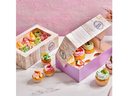 FunCakes Krabice na muffiny