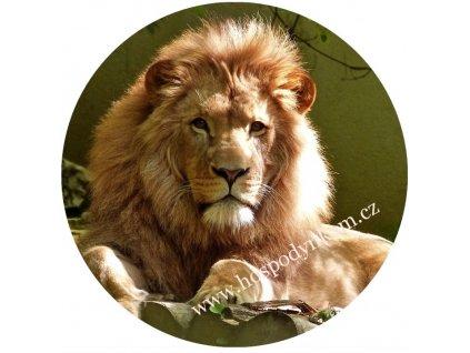 Jedlý papír lev