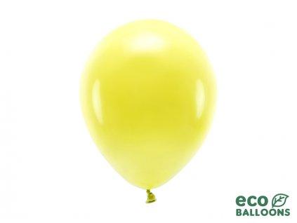 Balónky žluté 10ks