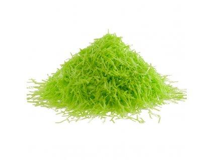 Jedlý papír - hoblinky zelené