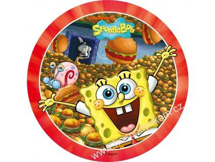 Jedlý papír SpongeBob I