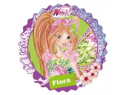 Jedlý papír Winx Flora