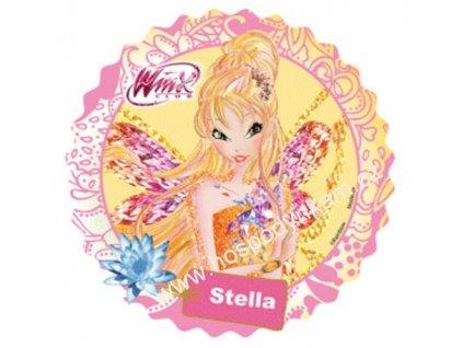 Jedlý papír Winx Stella