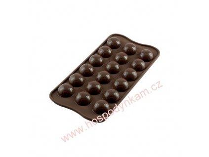 Silikonová forma na čokoládu Goal
