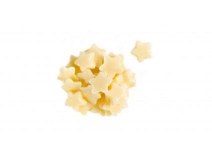 Čokoládové hvězdičky bílé 25g
