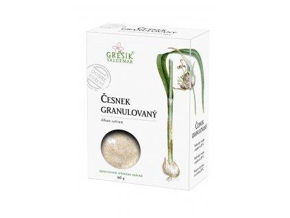 Koření Česnek granulovaný 30g
