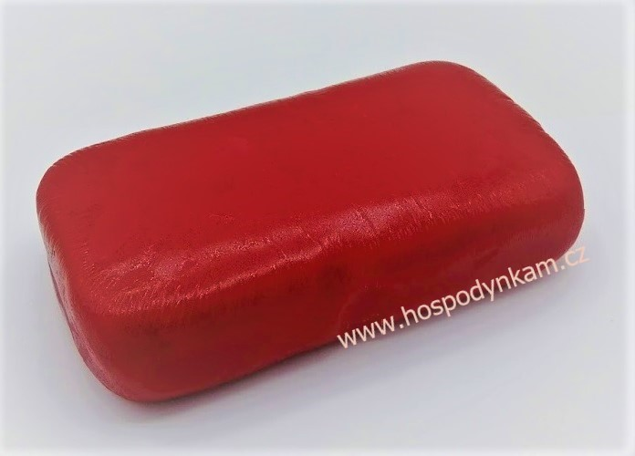 Pravý marcipán červený 1kg