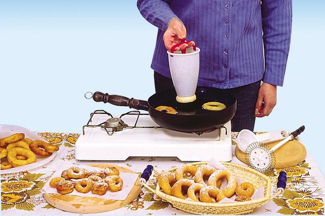 Reproplast Donut Strojek na koblihy