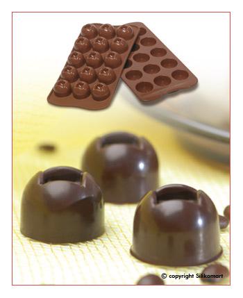 Silikomart Silikonová forma na čokoládu Imperial