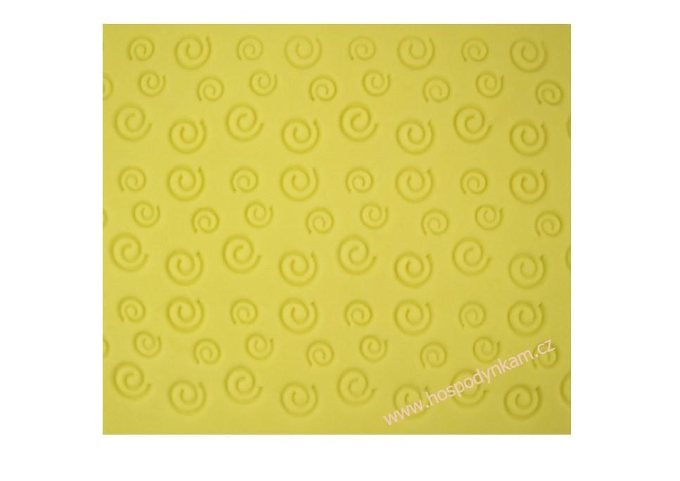 Otiskovací podložka Swirl Design
