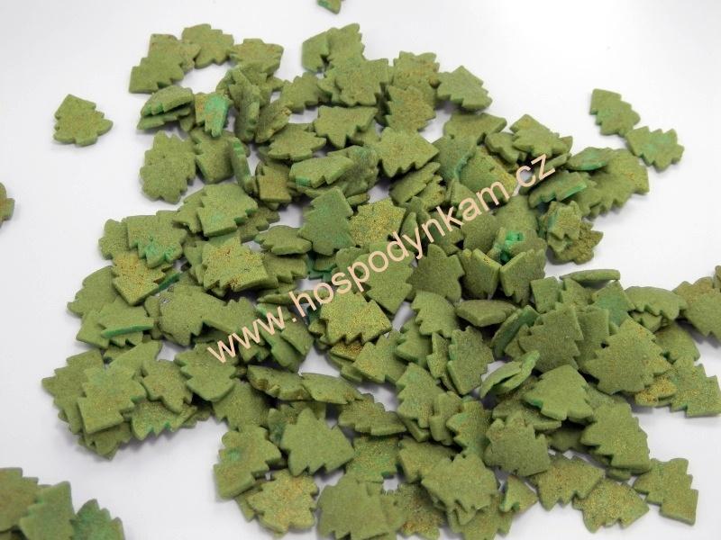 Cukrové zdobení Stromečky 30g