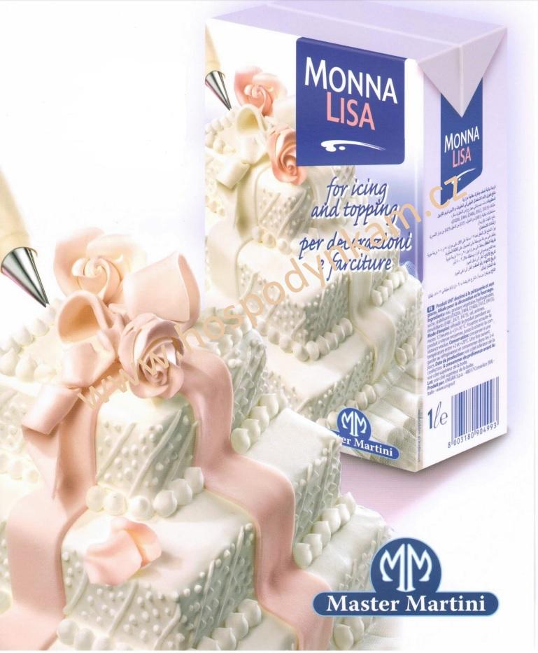 Modelovací šlehačka Mona Lisa Master Martini