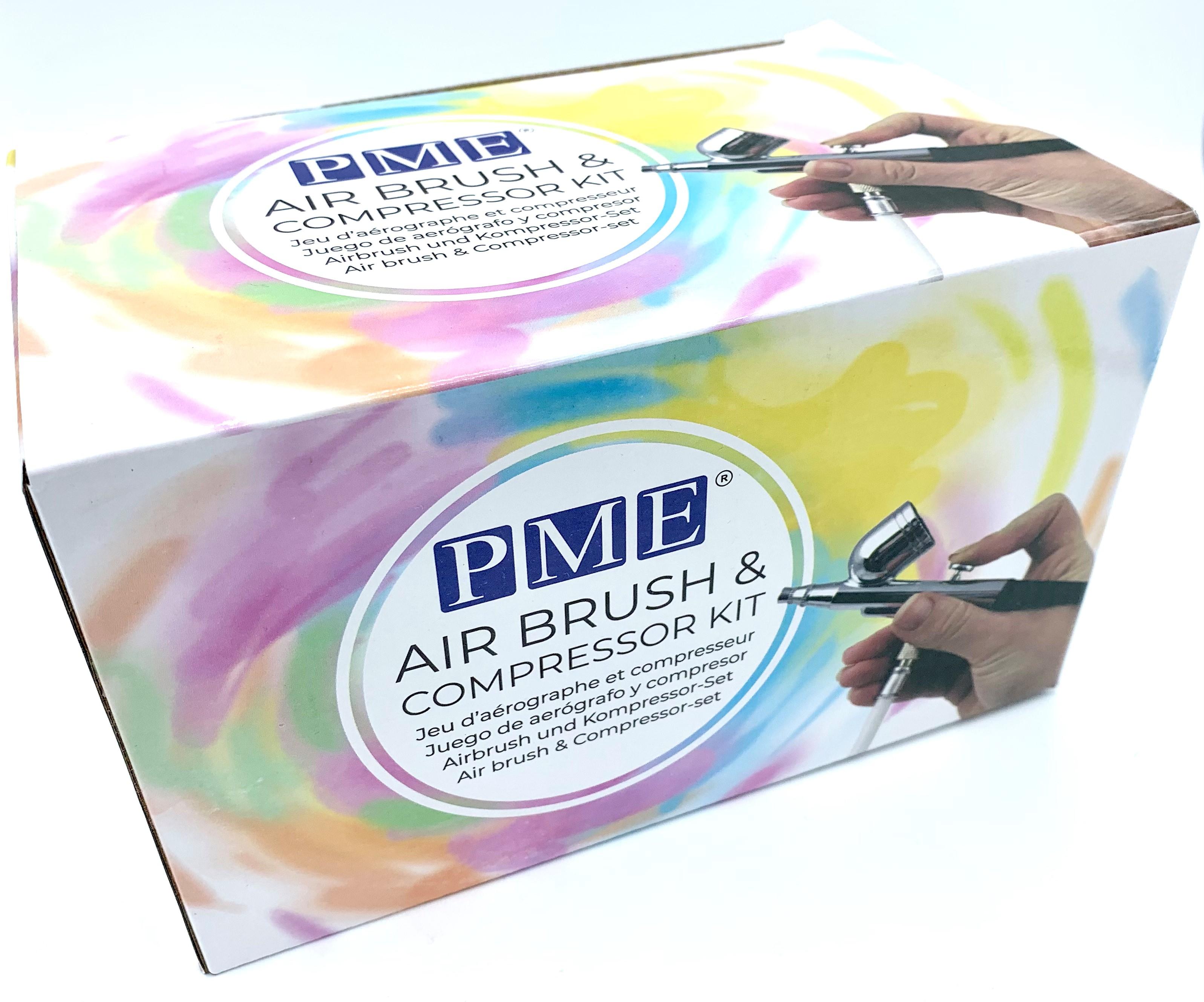 PME Airbrush (elektrická fixírka na dorty)