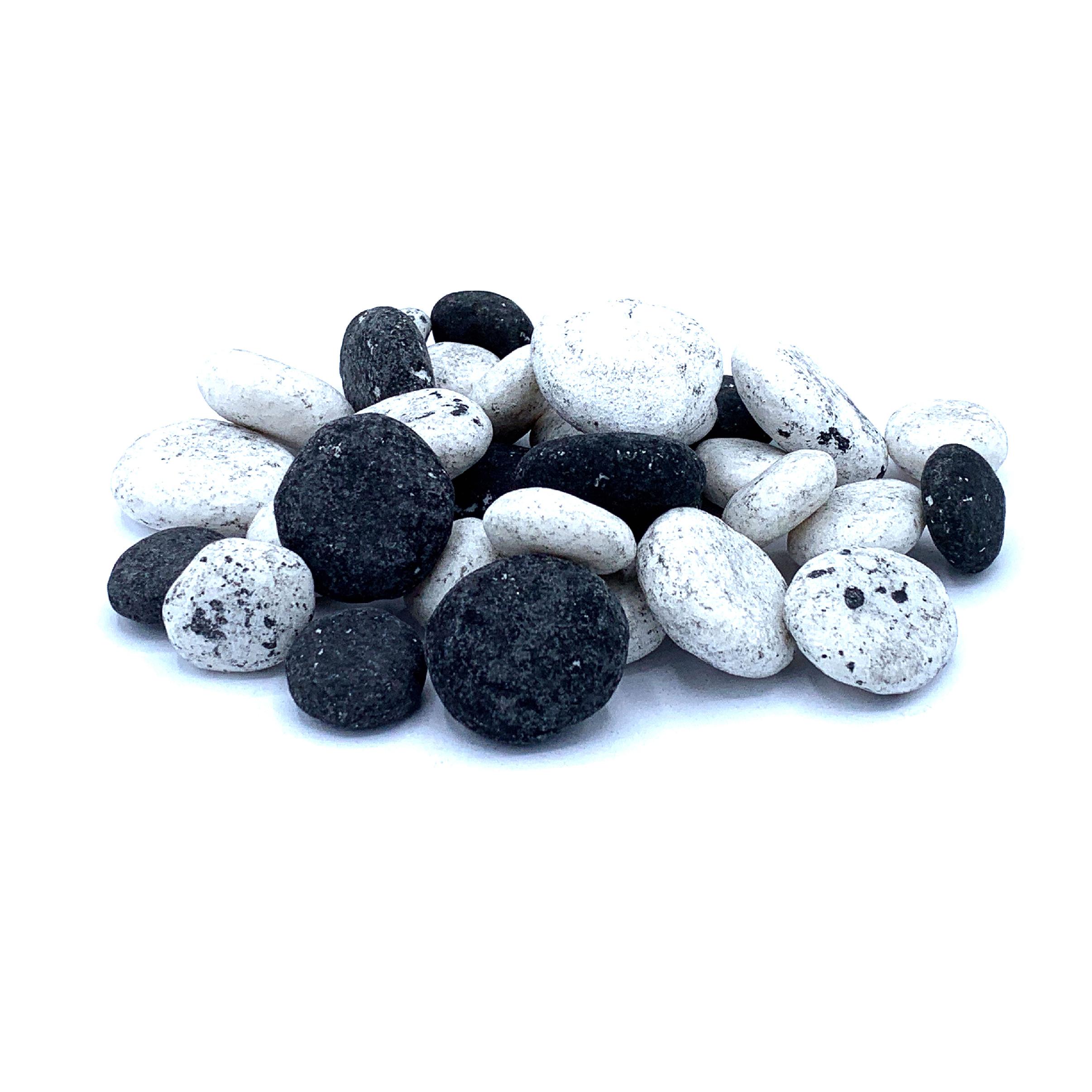 Jedlé kameny černo-bílé 150g