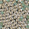 kovové hot-fix kameny barva 07 bronz velikost 4mm, balení 100 nebo 500ks
