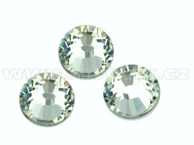 celobroušené hot-fix kameny Premium barva 101 Crystal, velikost SS34, balení 144ks, 720ks, 1440ks
