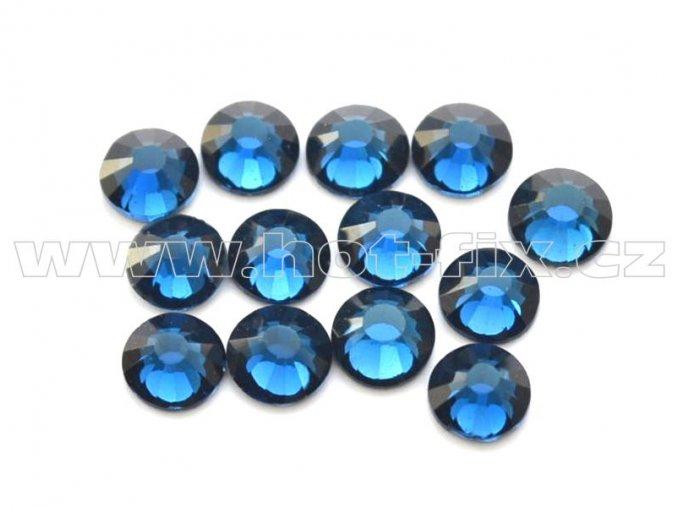 celobroušené hot-fix kameny Premium barva 133 Montana, velikost SS16, balení 144ks, 720ks nebo 1440ks