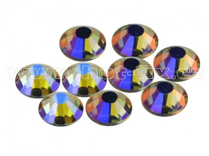 CBPEP 1320 Paradise crystal velikost SS20 hot fix kameny na textil celobroušené Premium Extra
