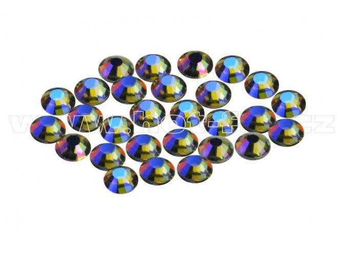 CBPEP 1320 Paradise crystal velikost SS6 hot fix kameny na textil celobroušené Premium Extra