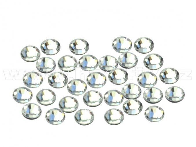 CBEP 1101 Crystal velikost SS6 hot fix kameny na textil celobroušené Extra Premium