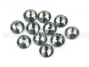 celobroušené hot-fix kameny Premium barva 126 Black diamond, velikost SS16, balení 144ks, 720ks nebo 1440ks