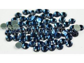 sada skleněných hot-fix kamenů 133 Montana /modrá 4x144ks
