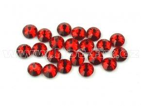 celobroušené hot-fix kameny Premium barva 103 Siam, velikost SS10, balení 144ks, 720ks nebo 1440ks