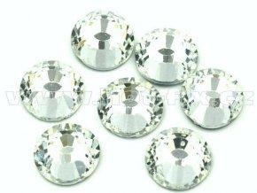 celobroušené hot-fix kameny Premium barva 101 Crystal, velikost SS30, balení 144ks, 720ks, 1440ks