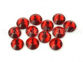 celobroušené hot-fix kameny Premium barva 103 Siam, velikost SS16, balení 144ks, 720ks nebo 1440ks