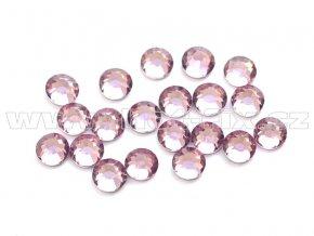 celobroušené hot-fix kameny Premium barva 121 Amethyst světlý, velikost SS10, balení 144ks, 720ks nebo 1440ks