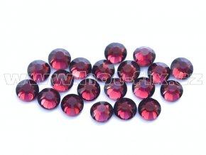 celobroušené hot-fix kameny Premium barva 122 Amethyst, velikost SS10, balení 144ks, 720ks nebo 1440ks
