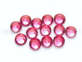 celobroušené hot-fix kameny Premium barva 106 Rose, velikost SS16, balení 144ks, 720ks nebo 1440ks