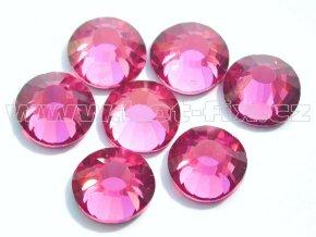 celobroušené hot-fix kameny Premium barva 106 Rose, velikost SS30, balení 144ks, 720ks nebo 1440ks