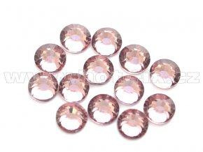 celobroušené hot-fix kameny Premium barva 121 Amethyst světlý, velikost SS16, balení 144ks, 720ks nebo 1440ks