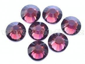 celobroušené hot-fix kameny Premium barva 122 Amethyst, velikost SS30, balení 144ks, 720ks nebo 1440ks