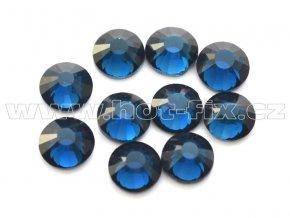 celobroušené hot-fix kameny Premium barva 133 Montana, velikost SS20, balení 144ks, 720ks nebo 1440ks