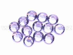 celobroušené hot-fix kameny Premium barva 139 Tanzanite, velikost SS16, balení 144ks, 720ks nebo 1440ks