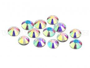 CBEP 1201 AB Crystal velikost SS16 hot fix kameny na textil celobroušené Extra Premium nový