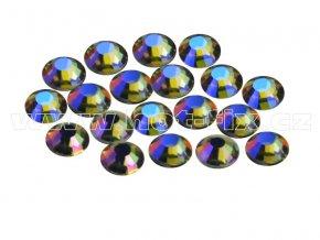 CBPEP 1320 Paradise crystal velikost SS10 hot fix kameny na textil celobroušené Premium Extra