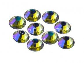 CBPEP 1317 Blue crystal velikost SS20 hot fix kameny na textil celobroušené Premium Extra