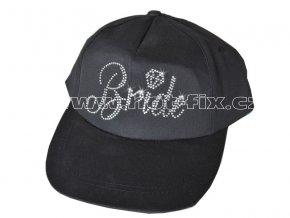 Čepice Bride černá– 1