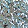 hot-fix kovový DIAMANT barva STŘÍBRNÁ, velikost 4x8mm, balení 100 nebo 500ks