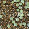 kovové hot-fix kameny barva 37 tmavě hnědá velikost 4mm, balení 100 nebo 500ks