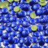 hot fix kovové kameny barva 18 modrá