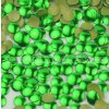 hot fix kovové kameny barva 21 zelená