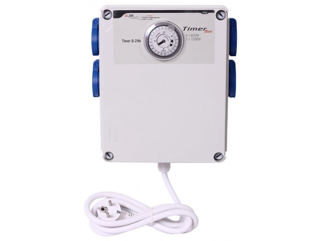 GSE Timer Box II 4x600W 220V