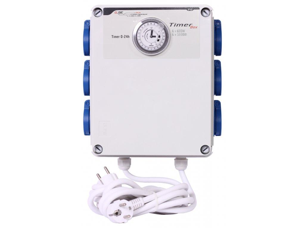 GSE Timer Box II 6x600W 220V