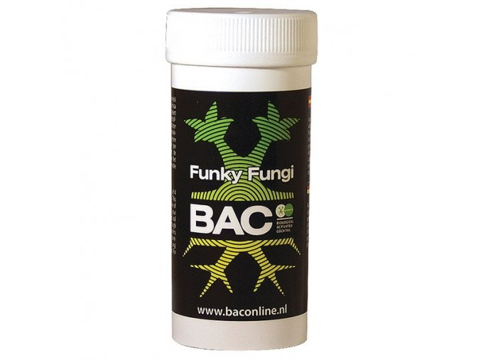 B.A.C. Funky Fungi - rozvoj a ochrana kořenového systému